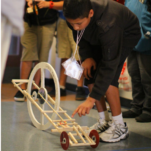 mousetrap car project